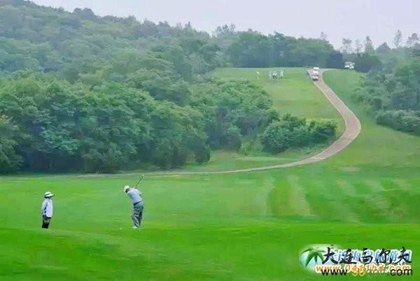 大连金石高尔夫球场